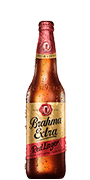 Brahma Extra Red Lager